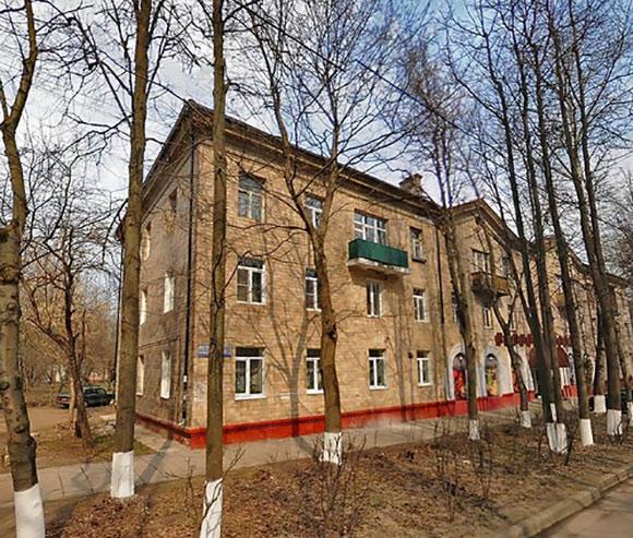 Щелково, улица Пушкина, дом 10.