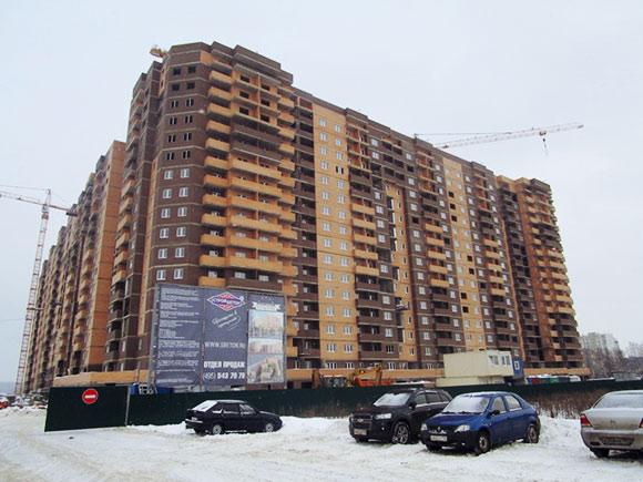 Жилой комплекс Потапово в Щелково
