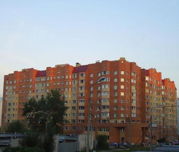 Улица Заречная, дом 9 в городе Щелково