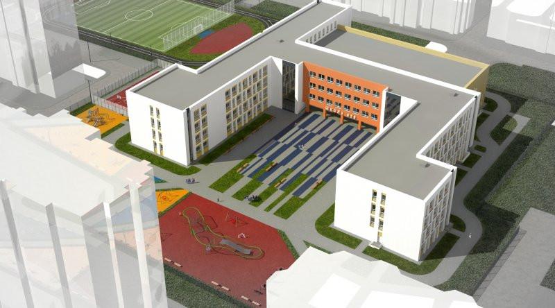 Завершить строительство новой школы в Финском планируют в 2021 году