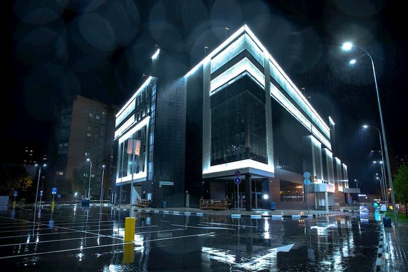 Торговый центр Этажи в Щелково
