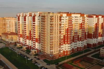 Около 12,5 млн кв м недвижимости построили в Подмосковье в 2015 году
