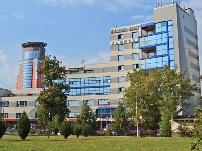 Ввод объектов коммерческой недвижимости в Подмосковье вырос на 13% в 2015 г