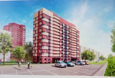 Началось строительство нового жилого дома в микрорайоне «Солнечный»