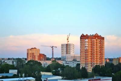 Итоги работы строительного комплекса Щёлковского района