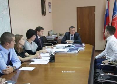 Проблемы строительства в Щёлковском районе обсудили на очередном «стройчасе»