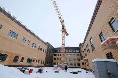 В ближайшие три года в Щелково построят 7 детских садов и 9 школ