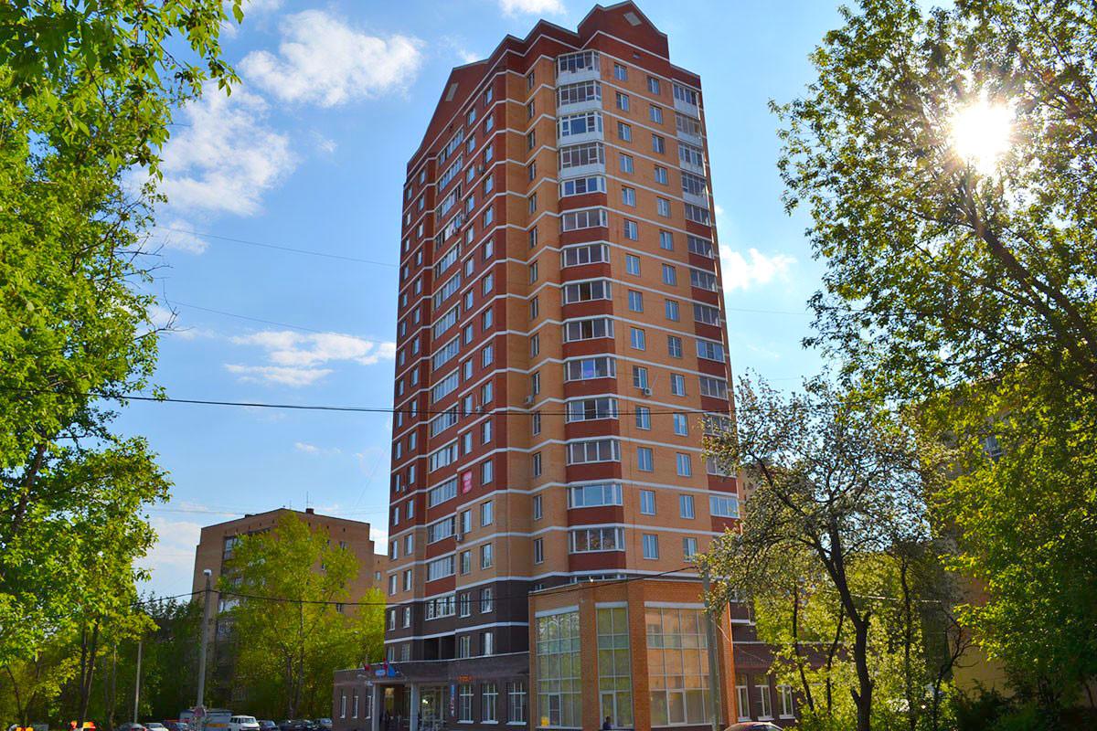 2-х комнатная квартира в Щёлково, 1-й Советский пер. 16А