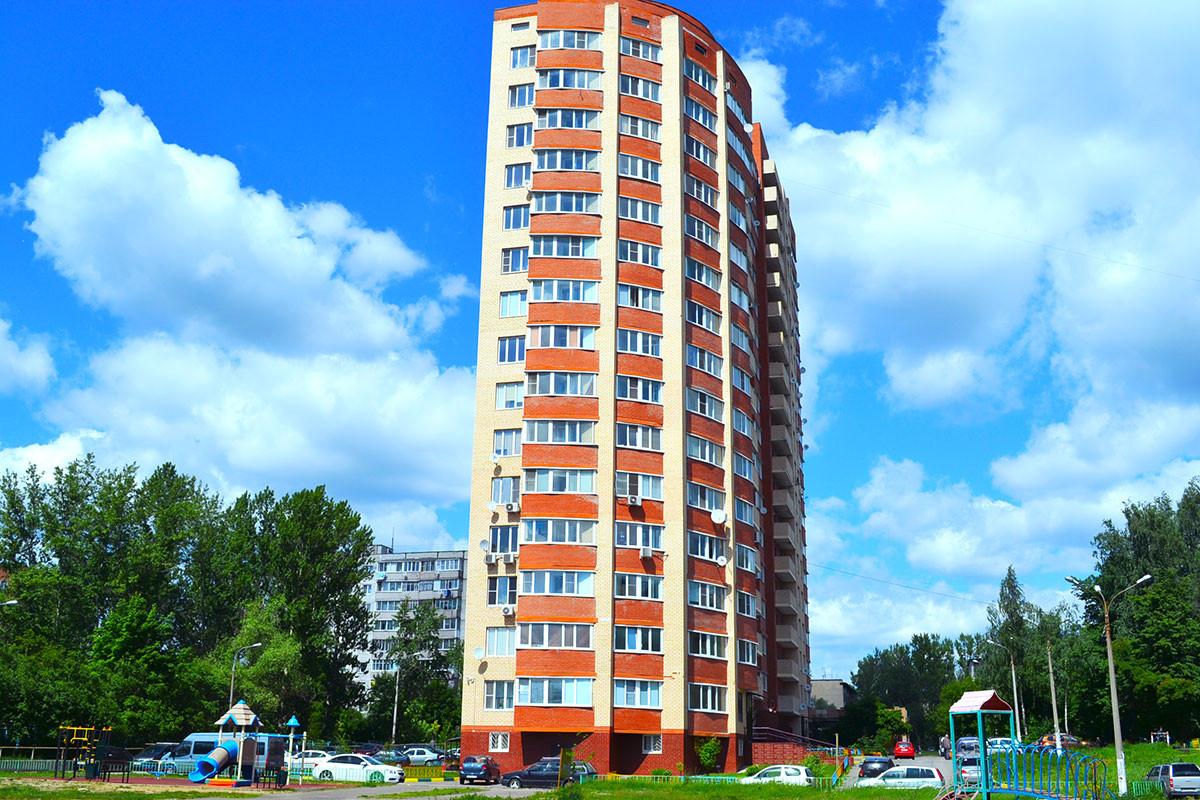2-х комнатная квартира в Щёлково, ул. Космодемьянская 17 корпус 4