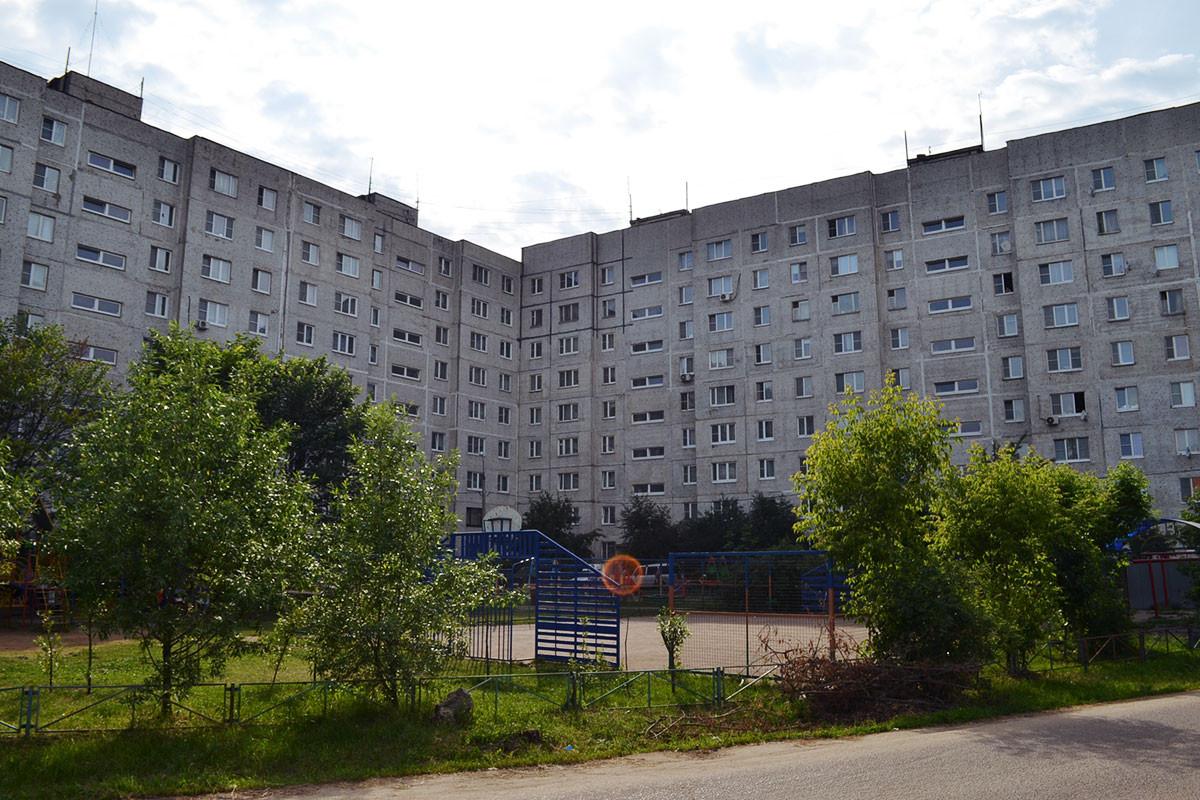 2-х комнатная квартира в Щёлково, ул. Комсомольская 1А