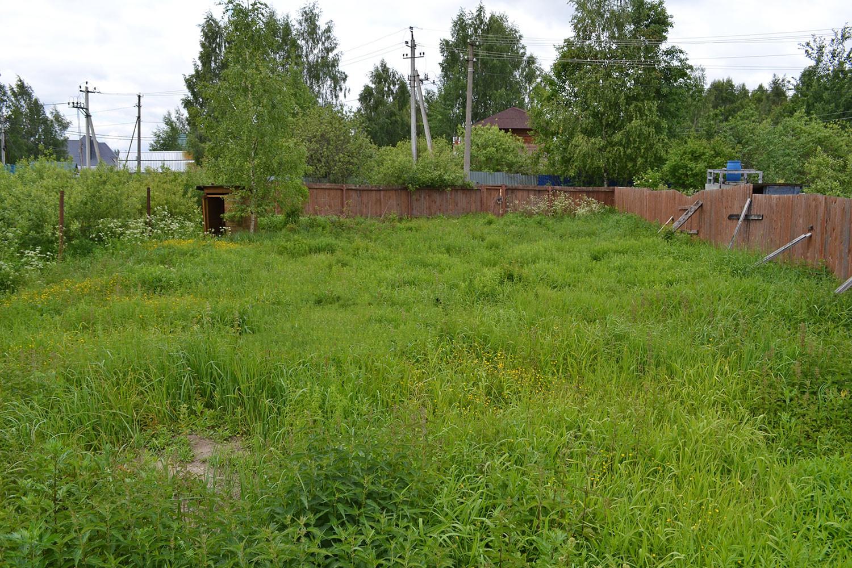 Земельный участок в Огуднево СНТ «Купавинка» Щёлковский район