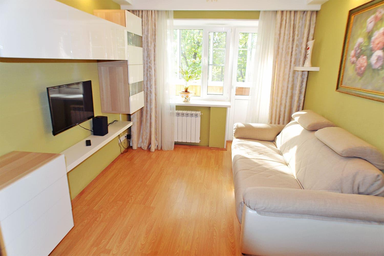 2-комнатная квартира в Щелково, Комарова, 18 к2