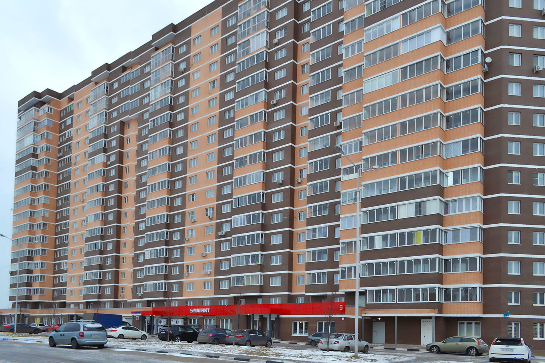 2-комнатная квартира в Щелково, мкр. Потаповский, 1 к2