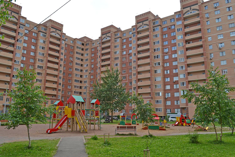 3-комнатный пентхуас в Щелково, ЖК Новое Жегалово