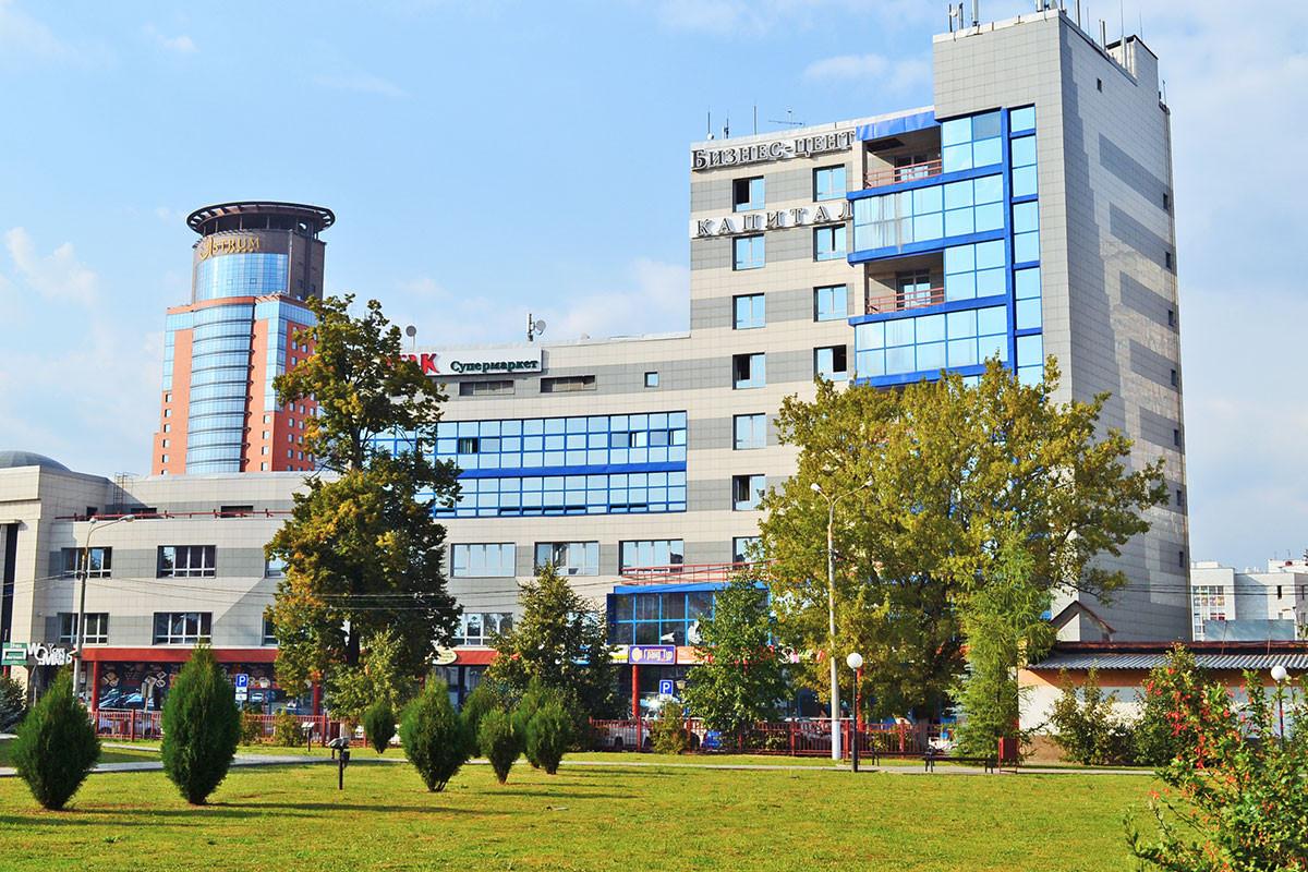Аренда офисов и помещений в бизнес-центре Капитал Щелково