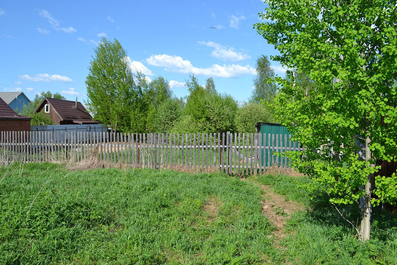 Земельный участок в деревне Мишнево, Щелковский район