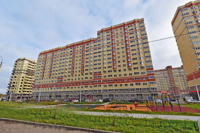 """1-комнатная квартира ЖК """"Лукино-Варино"""", пос. Свердловский"""