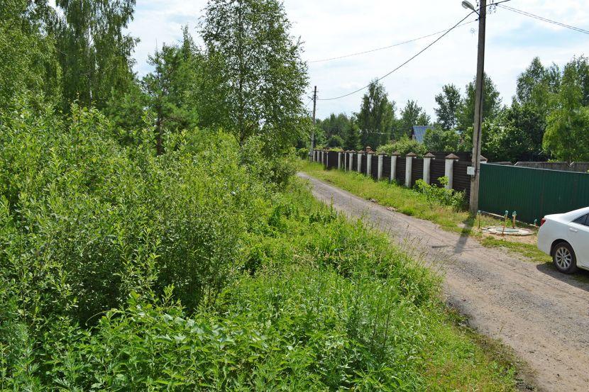 Земельный участок вблизи д. Алексеевка-1, Щелковский район