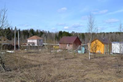 Земельный участок в деревне Малые Жеребцы, Щёлковский район